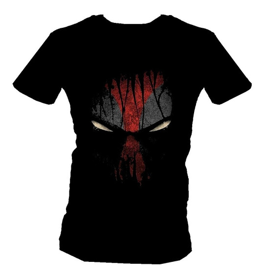 Playera Deadpool Diseños Marvel Superheroes Algodon 3 Beloma