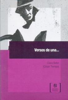 Versos De Una... - Cesar Tiempo