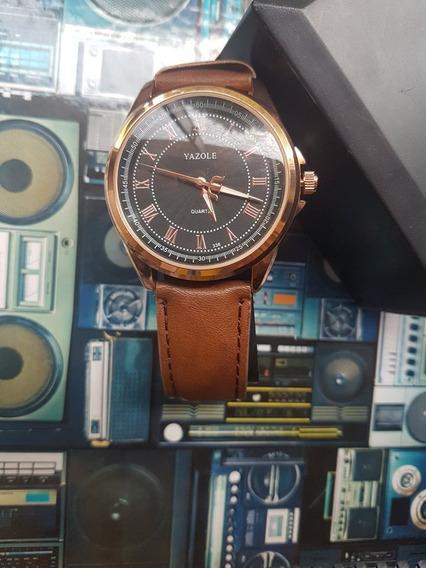 Relógio Masculino Yazole (novo)
