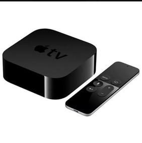 Apple Tv 4k Mp7p2lz/a 64gb Preto