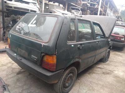 Fiat Uno 2000/2001 (somente Para Retirada De Peças)