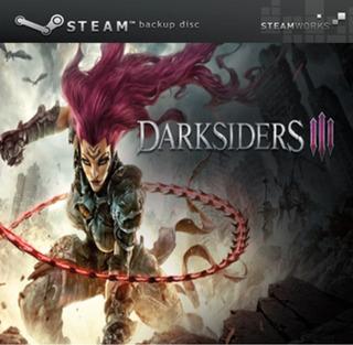Darksiders 3 - Steam Key / Entrega Inmediata