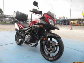 Suzuki Vstrom 650 Abs Como Nueva