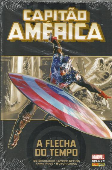 Capitao America Flecha Do Tempo - Bonellihq Cx265 G19