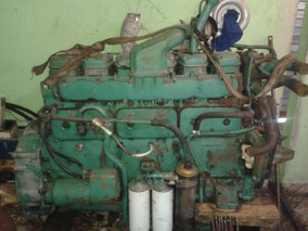 Motor Volvo 310hps Revisado