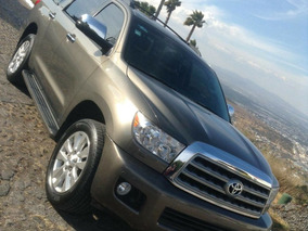 Toyota Sequoia 5.7 Plinum V8 At 2014