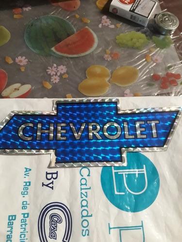 Calcos De Chevrolet Tornasolado...