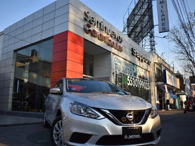 Nissan Sentra 1.8 Sense Cvt 2017 Seminuevos Sapporo