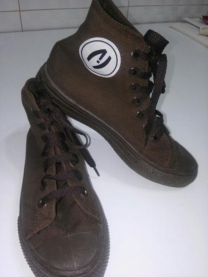 Zapatillas Media Caña Nro 36