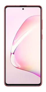 Samsung Galaxy Note10 Lite Dual SIM 128 GB Aura red 6 GB RAM