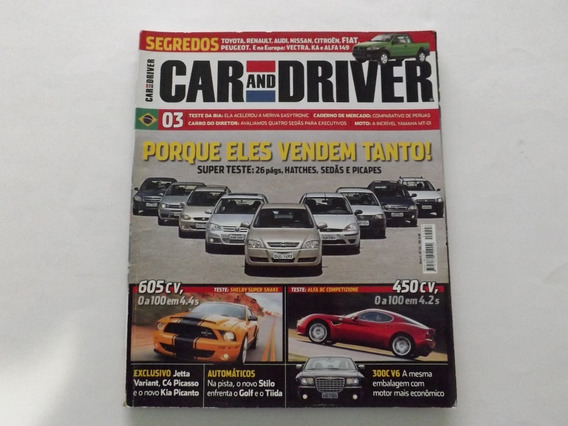 Revista Car An Drive Ano 1 Nr. 3