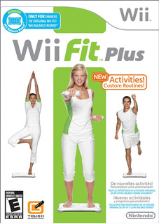 Juego Nintendo Wii Fit Plus - Refurbished Fisico