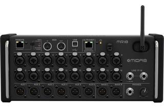 Midas Mr18 Consola Digital 18 Canales