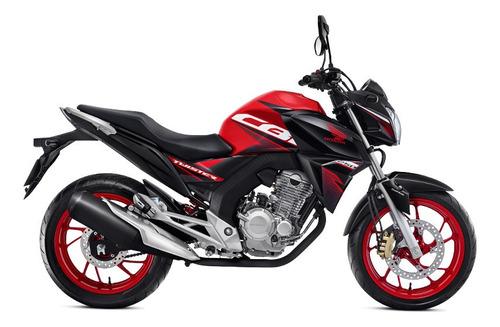 Imagen 1 de 4 de Honda Cb 250 Nuevo Modelo Financiala Con Tarj  Cento Motos