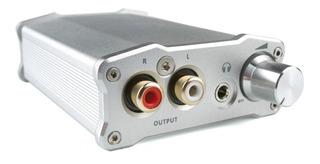 Dac Y Amplificador De Audifonos Ifi Nano Idsd Le