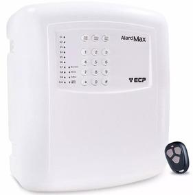 Alarme Alard Ecp Max 10 + Fit 433mhz F107318