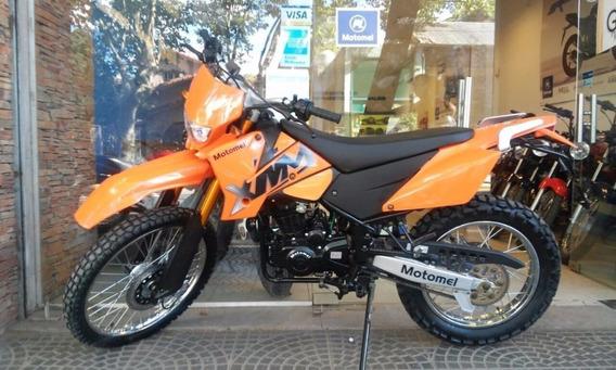 Motomel Xmm 250 Motocross Enduro 0km Contado