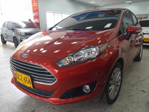 Ford Fiesta 2018 Mt