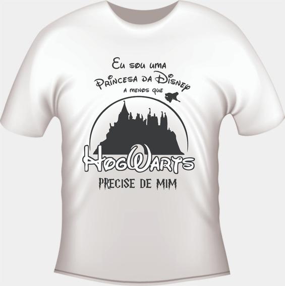 Camiseta Princesa De Hogwarts - Harry Potter -disney