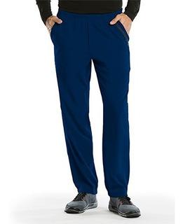 Pantalón Stretch Y Con Bolsas Marca Barco Color Azul Indigo