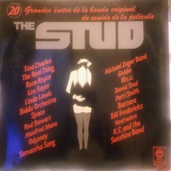 Rod Stewart Manfred Mann Heatwave 10cc Disco Vinilo Lp