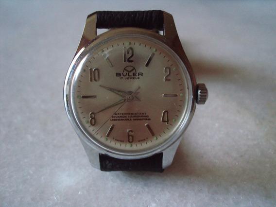 Relógio Buler Swiss
