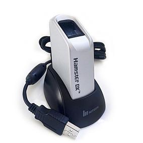Leitor Biométrico Hamster Dx Nitgen Fingkey Hfdu06 Com Nf
