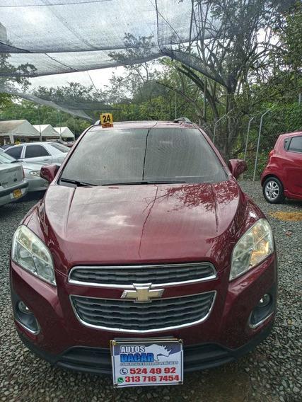 Chevrolet Tracker Motor 1.8 Vinotinto 5 Puertas