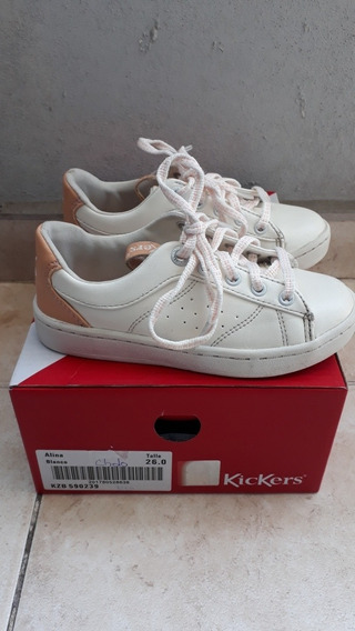 Zapatillas Kickers Hush Puppies Grimoldi Nena Niña Talle 26