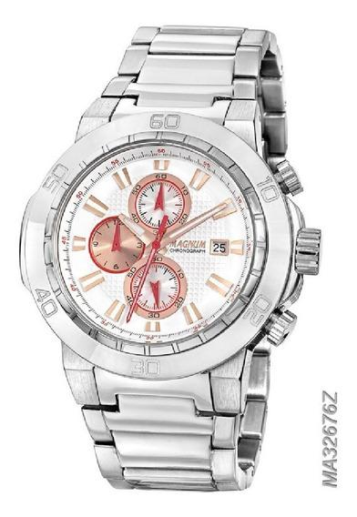Relógio Analógico Sports Masculino Magnum Ma32676z
