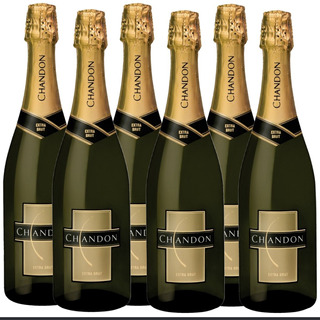 Chandon Champagne Extra Brutt 750 Ml Pack X6 Caja 01almacen