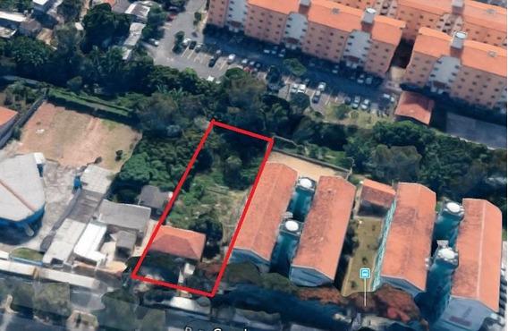 Terreno Residencial À Venda, Vila Nova Curuçá, São Paulo. - Te0273