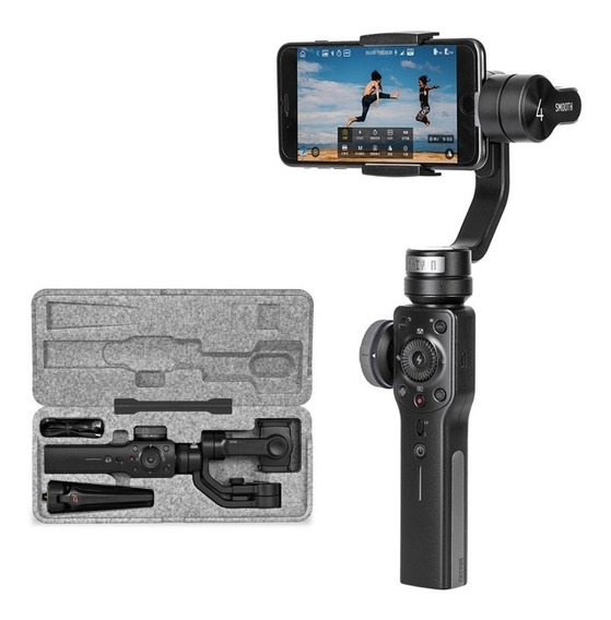 Estabilizador Para Smartphone Zhiyun-tech Smooth 4 Gimbal