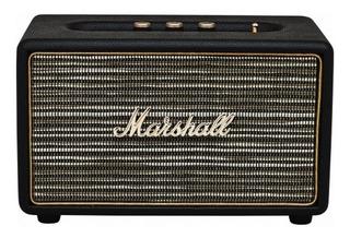 Parlante Marshall Acton Bluetooth portátil inalámbrico Black 100V/240V