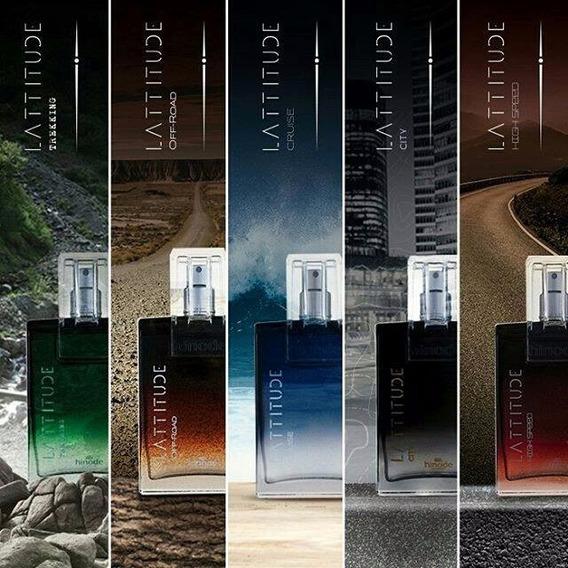Perfume Lattitude Hinode
