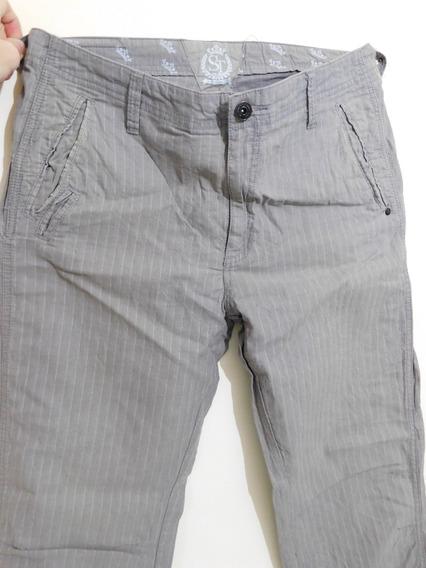 Pantalón Hombre Talle 46 Ancho 45 Cm. Largo 108 Cm