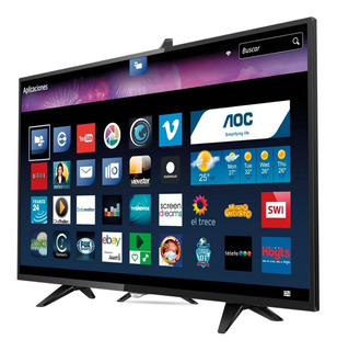 Smart Tv Aoc 32 Led Hd / Factura + Envío Gratis