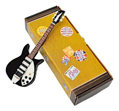 Guitarra Coleccion Atlas Edition Escala 1/6 John Lennon
