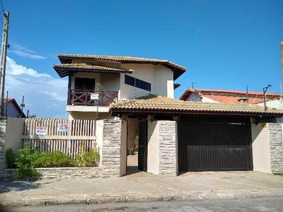 Casa Em Itanhaém Lado Praia Com Escritura Ref 5063