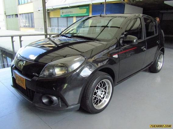Renault Sandero Sandero Gt Line