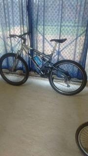 Bicicleta Shimmano Schwinn Doble Suspención Regulable Rodado