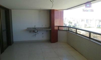 Apartamento Residencial À Venda, Pituba, Salvador. - Ap0693