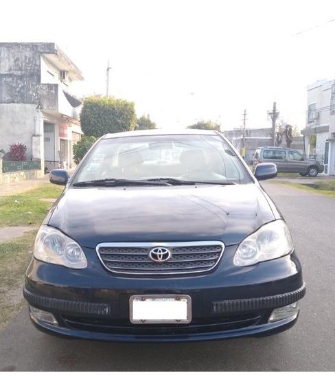 Vendo Toyota Corolla 1.8 Xei Año 2005 Azul Noche