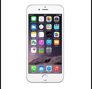 Apple iPhone 6 16gb Siver Garantia+ Brindes (refurbished)