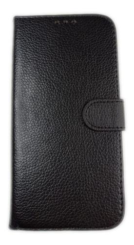 Imagem 1 de 7 de  Capa Case Flip Carteira LG K8 Plus Lmx120bmw Tela 5.4