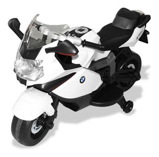 Moto Bmw Eléctrica Original Niñ@s Blanco R4047