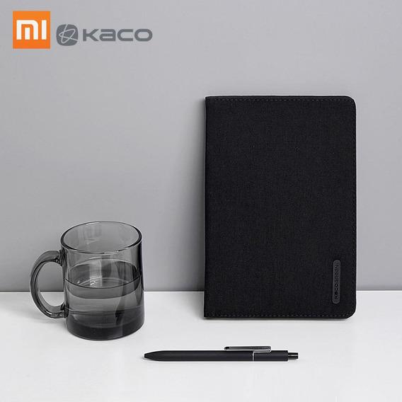 Cuaderno Xiaomi Tapas D/cuero Sintético Y Ranuras P/tarjetas