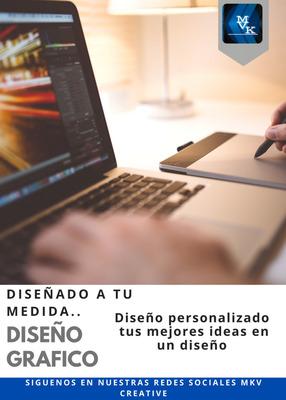 Diseño Gráfico, Marketing Personalizado