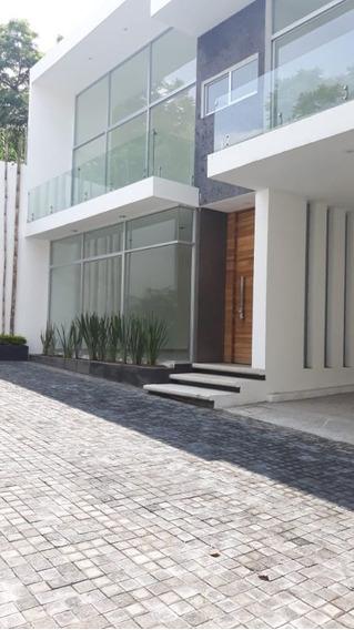 Casa En Condominio En Ampliación Chapultepec / Cuernavaca - Caen-569-cd*