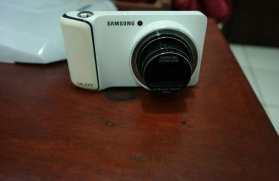Camera Samsung-wifi E 3g-com Problema No Zoom/com Bateria